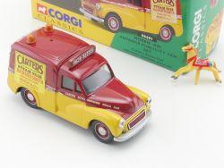 Corgi 06601 Classics Morris Advance Carters Steam Fair MIB OVP