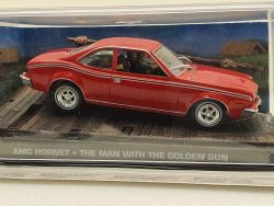 James Bond Collection #28 AMC Hornet Roger Moore 007 MIB OVP