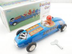 MS 222 Racing Car Uhrwerk China Blechauto sehr selten! NOS! OVP SG