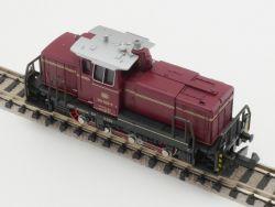 Minitrix 12064 Diesellok BR 261 626-6 DB altrot Spur N TOP!