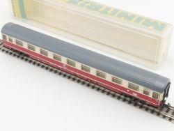Minitrix 51 3101 00 Schnellzug Eurofima-Wagen 1.Kl. 13101 TOP! OVP