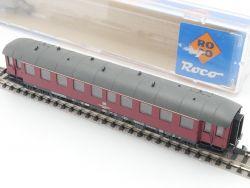 Roco 02274F Gesellschaftswagen WGyge 831 rot DB Spur N OVP