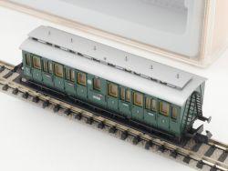 Arnold 3045 Abteilwagen BC3 Pr 92 DRG Reichsbahn Spur N TOP OVP
