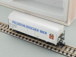Arnold 4567 Bierwagen Kühlwagen Feldschlösschen Bier SBB sch OVP