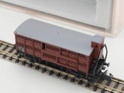 Arnold 4280 Verschlagwagen mit Bremserhaus braun Spur N  OVP