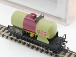 Arnold 4360 Kesselwagen Tankwagen ERMEWA SNCF Geneve NEU! OVP