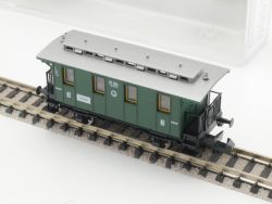 Fleischmann 8051 K Lokalbahn-Wagen 3.Kl. DRG Spur N KKK NEU! OVP