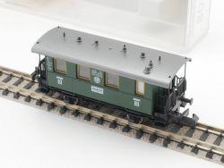 Fleischmann 8052 Lokalbahn-Wagen 2./3. Kl. DRG Spur N TOP OVP ST