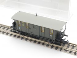 Fleischmann 8368 K Fakultativwagen 3.Kl. DRG Spur N KKK NEU! OVP