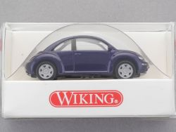 Wiking 0350124 VW Volkswagen New Beetle stahlblau 1:87 NEU! OVP