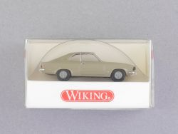 Wiking 8270123 Opel Manta A dunkelbeige Modellauto 1:87 NEU! OVP