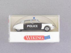 Wiking 86402 Polizei Citroen ID 19 Police Göttin 1/87 H0 NEU OVP