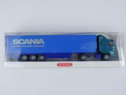 Wiking 5280136 Scania Kühlkoffer Sattelzug SZ LKW 1:87 OVP