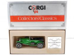 Corgi C861 Bentley 3-Litre 1927 Open Grün Green 1:43 TOP! OVP