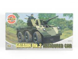 Airfix A02325 Saladin Mk.2 Armoured Car Panzer KIT 1:76 NEU OVP