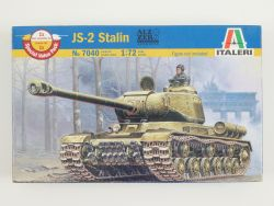 Italeri 7040 JS-2 Josef Stalin Panzer IS-2 Kampfpanzer KIT OVP
