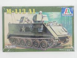 Italeri 7011 M-113 A1 Truppentransporter Panzer in Folie NEU OVP