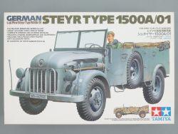 Tamiya 35225 Dt. Steyr Typ1500A/01 GL Jeep KIT 1:35 OVP