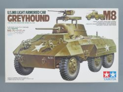 Tamiya 35228 US SpähPz M8 Greyhound Rad-Panzer Bausatz 1:35 OVP