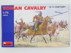 MiniArt 72014 Roman Cavalry IV-V Cenutry Figuren KIT 1:72 NEU OVP