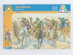 Italeri 6882 Arab Warriors Medieval Era Figuren KIT 1:32 NEU OVP