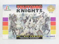 Italeri 6863 Teutonic Knights XII-XIII Century Figuren Lesen OVP
