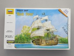 Zvezda 6514 Pirate Ship Black Swan Bausatz KIT 1:350 OVP