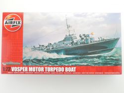 Airfix A05280 Vosper Motor Torpedo Boat Royal Navy WW2 NEU! OVP