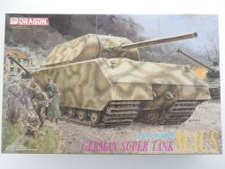 Dragon 6007-03 German Super Tank Maus Panzer Bausatz 1:35 NEU OVP