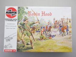 Airfix 06702 Robin Hood Sherwood Castle Bausatz Kit 1:72 TOP OVP