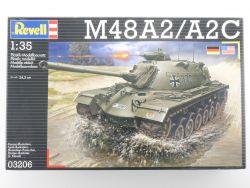 Revell 03206 M48A2/A2C Patton Panzer Deutschland USA 1:35 OVP