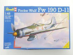 Revell 04548 Focke Wulf Fw 190 D-11 Jagdflugzeug WW2 1:48 TOP OVP