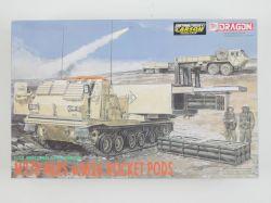 Dragon 3523 M270 MLRS M26 Rocket Pods Raketenwerfer 1:35 NEU! OVP