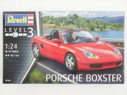 Revell 07690 Porsche Boxter Lv3 Modellauto Bausatz 1:24 NEU! OVP