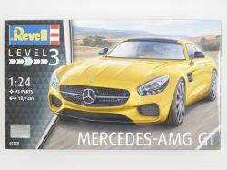 Revell 07028 Mercedes-Benz MB AMG GT Bausatz 1:24 NEU OVP