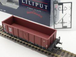 Liliput L221911 Güterwagen Omm42 Villach Blech DB KKK NEU! OVP ST
