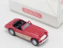 Wiking 8160523 Austin Healey 3000 Roadster GB 1:87 NEU! OVP