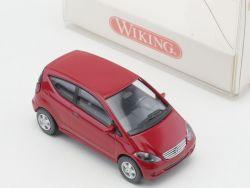 Wiking 1384029 MB Mercedes-Benz A-Klasse rot 1:87 H0 NEU! OVP