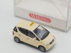 Wiking 1491228 MB Mercedes-Benz A-Klasse Taxi 1:87 H0 NEU! OVP