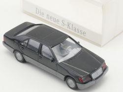 Wiking Werbemodell Mercedes-Benz S-Klasse W 140 1:87  OVP ST
