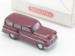 Wiking 8500224 Opel Caravan 56 1956 Rekord Oldtimer1:87 NEU! OVP