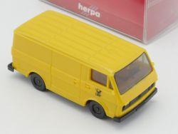 Herpa SoMo VW LT 28 Deutsche Post DBP Modellauto 1:87 H0 NEU OVP