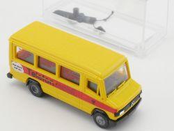Praliné 4326 MB Mercedes 507 D Post Telefonmobil 1:87 NEU! OVP