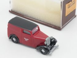 Brekina 1324 DKW F7 Deutsche Reichspost Modellauto 1:87 NEU OVP