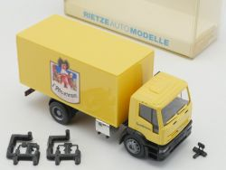Rietze 60624 Iveco EuroTech LKW Gambrinus L'Alsacienne 1:87 OVP