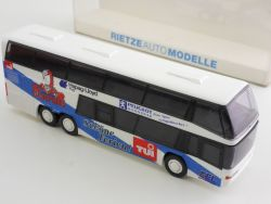 Rietze 61067 Neoplan Mannchschaftsbus Hannover Scorpions TOP OVP