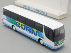 Rietze 60231 Setra S 315 HD Omnibus Born Schweiz 1:87 H0 NEU OVP