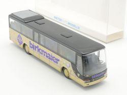 Rietze SM-S315GT-005 Setra S 315 GT Omnibus Birkmaier H0 NEU OVP