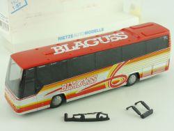 Rietze 61627 Volvo B 12 600 Blaguss Österreich Reisebus NEU! OVP