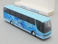 Rietze SM-S315HDH-016 Setra S 315 HDH Omnibus Schubert NEU! OVP